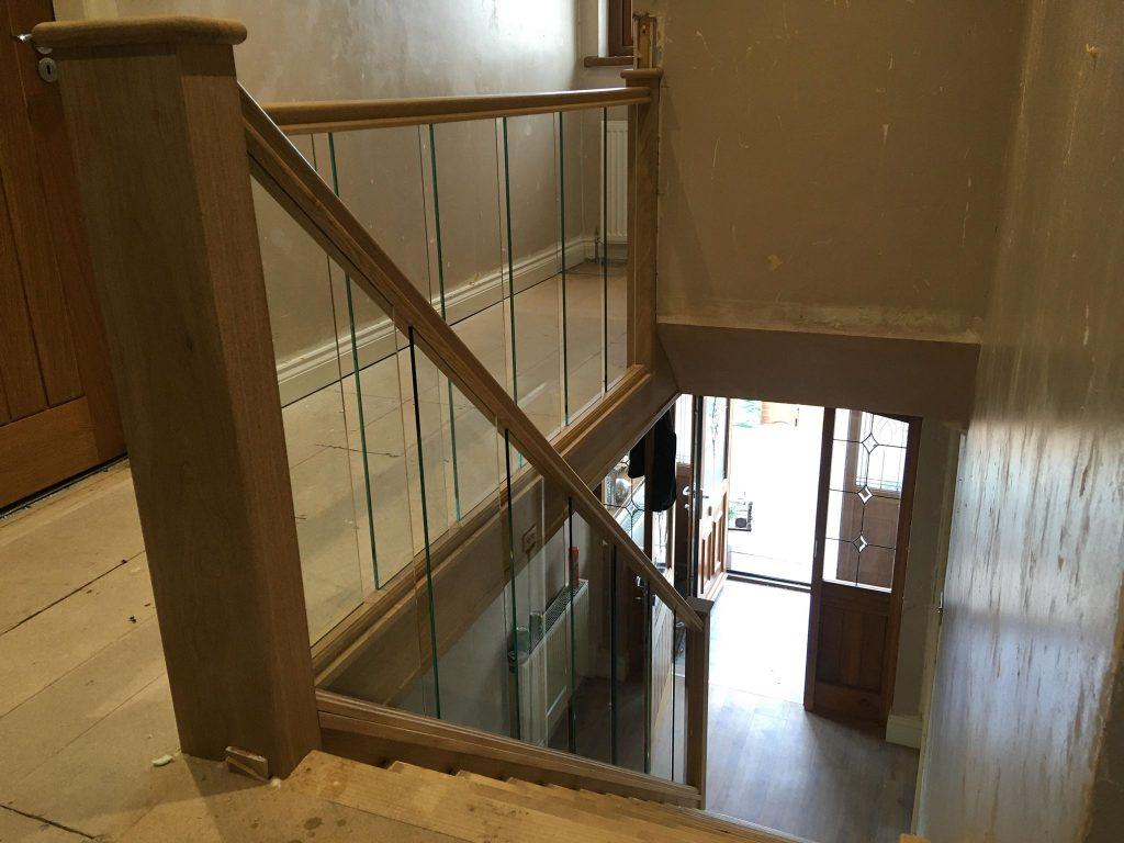 New Staircase Installation Accrington