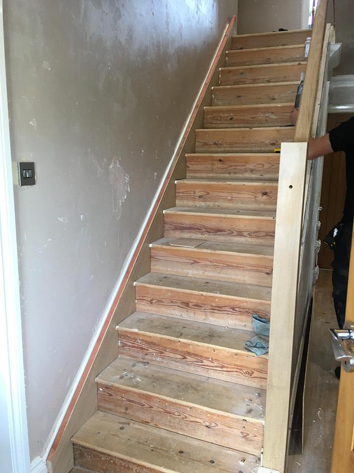 Staircase Accrington