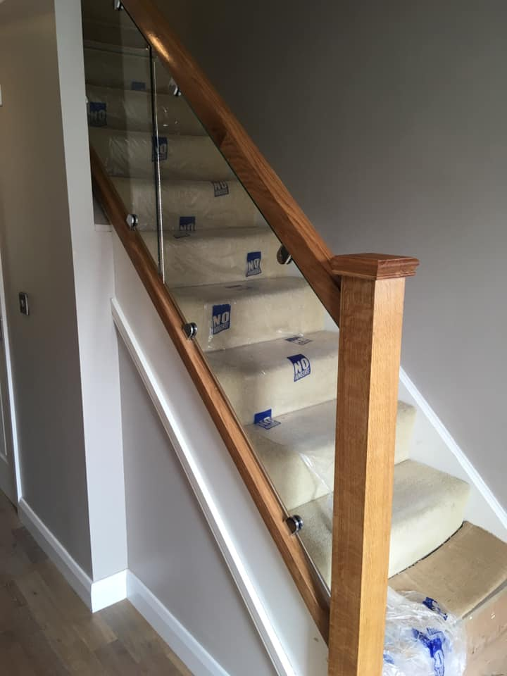 Staircase Installation North West