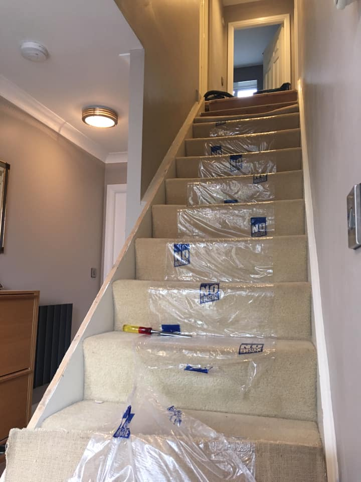 New Staircase North West