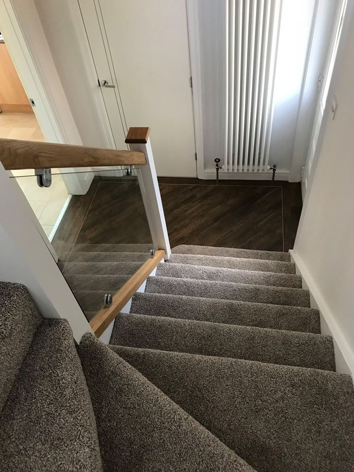 Staircase Renovation in Blackpool