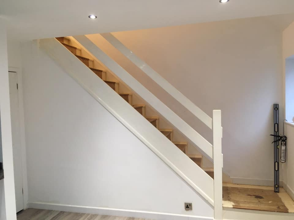 Staircase Blackburn