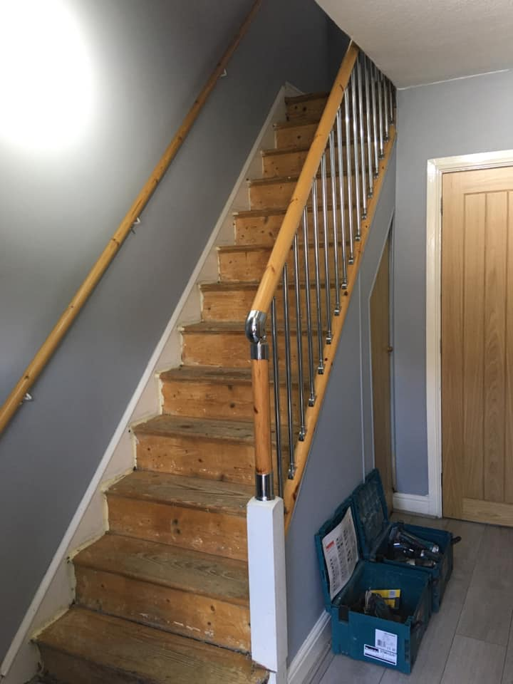 New Staircase Manchester