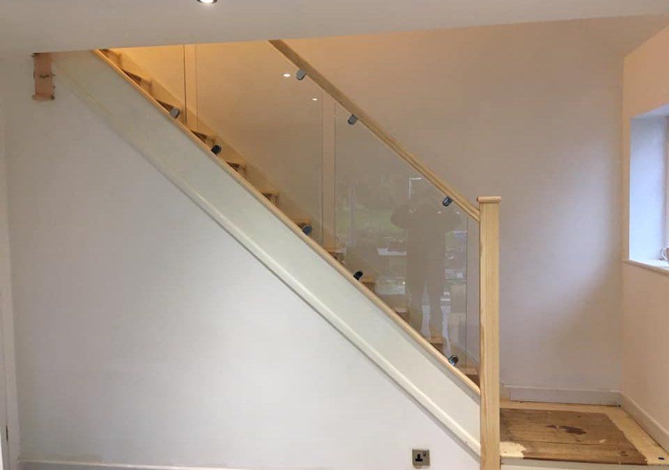 Staircase Renovation in Blackburn
