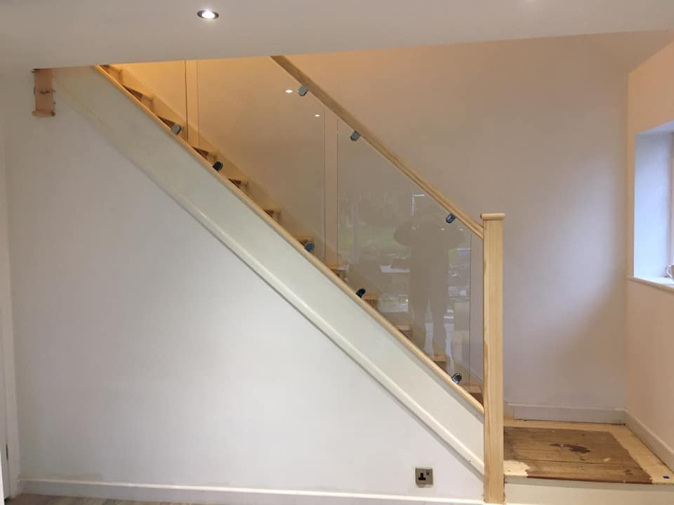 Staircase Renovation in Blackburn