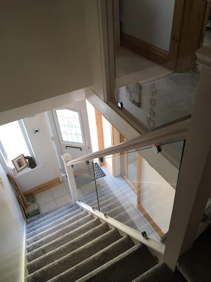 Staircase Renovation in Preston
