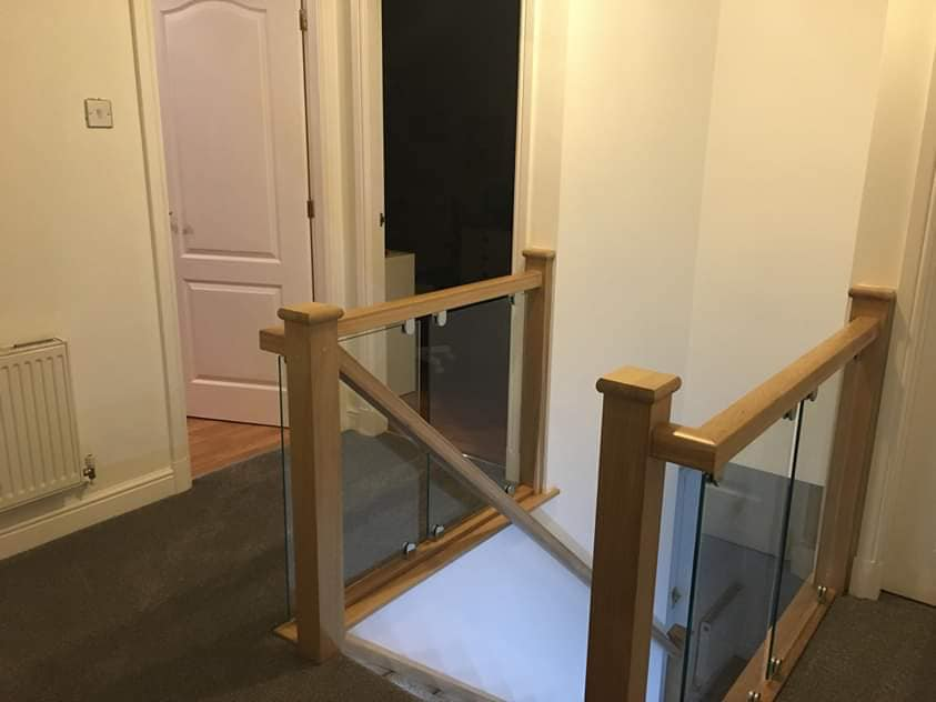 Staircase renovation Morecambe