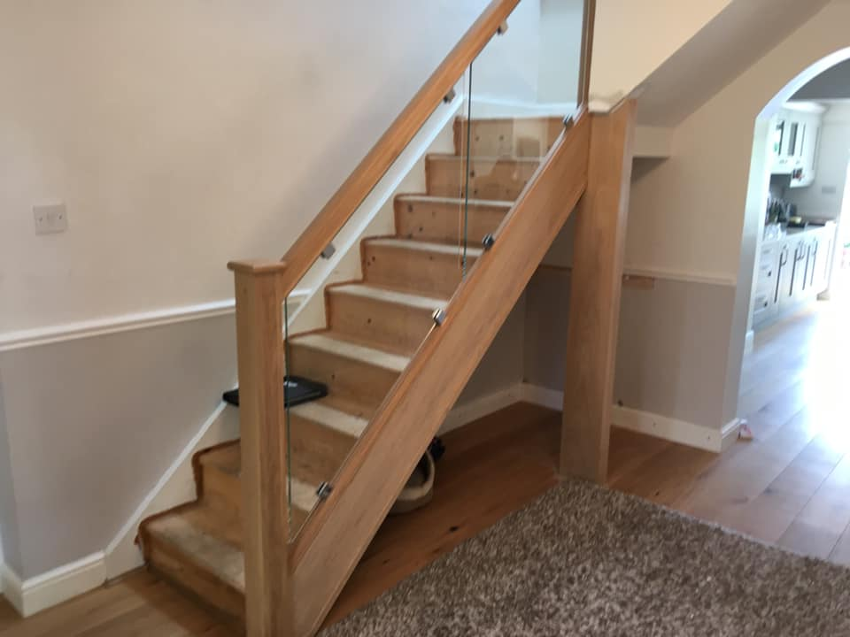 Staircase Fitters Forton