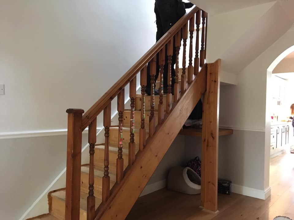 Staircase Fitters Lancashire