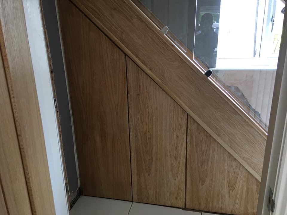 Staircase Renovation Hesketh Bank