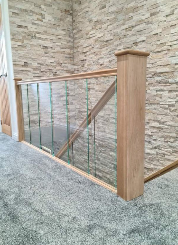 Oak Staircase Accrington