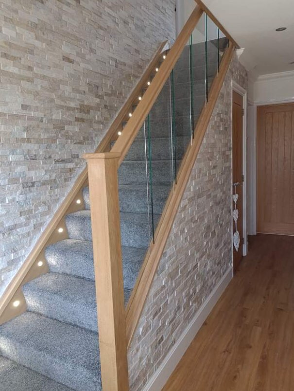 Staircase installers Accrington