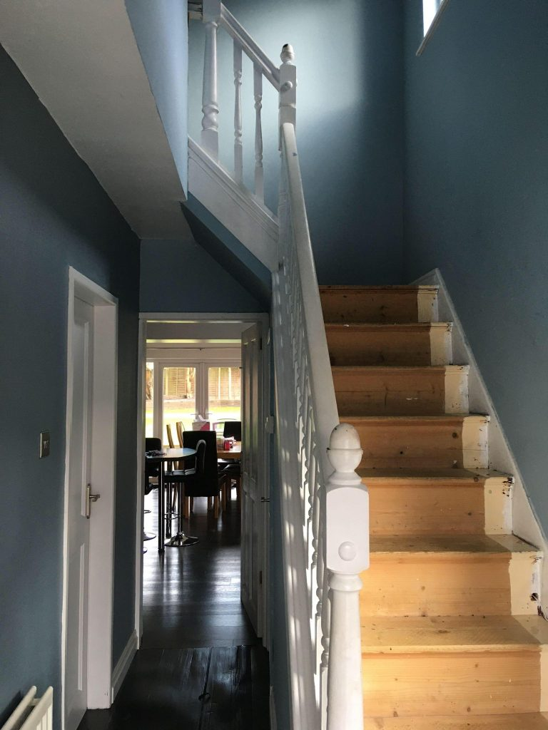 New Staircase Blackpool