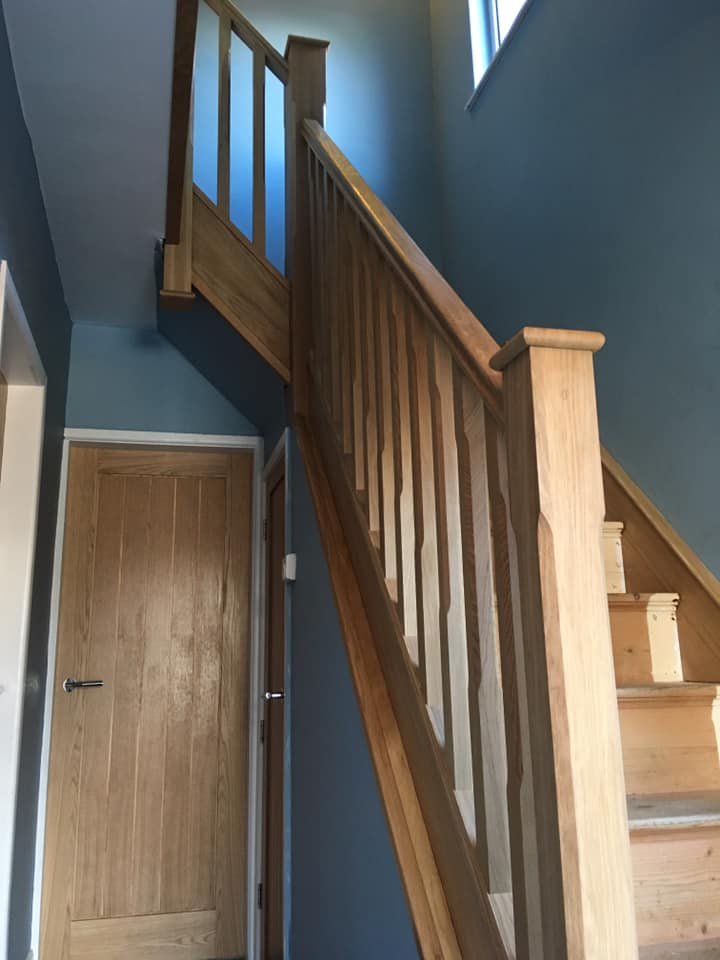 Staircase Installation Blackpool