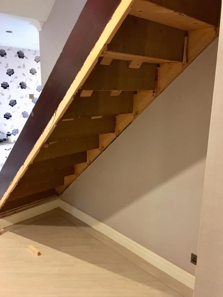 Staircase Installation in Lancashire