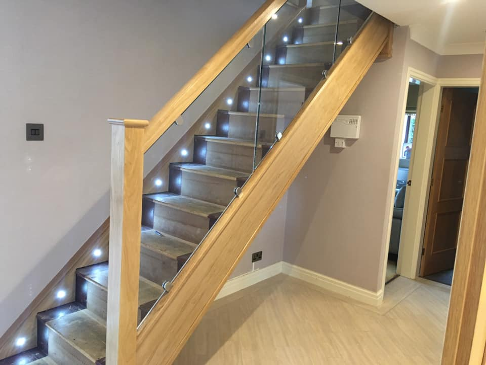 Staircase Fitters in Lancashire