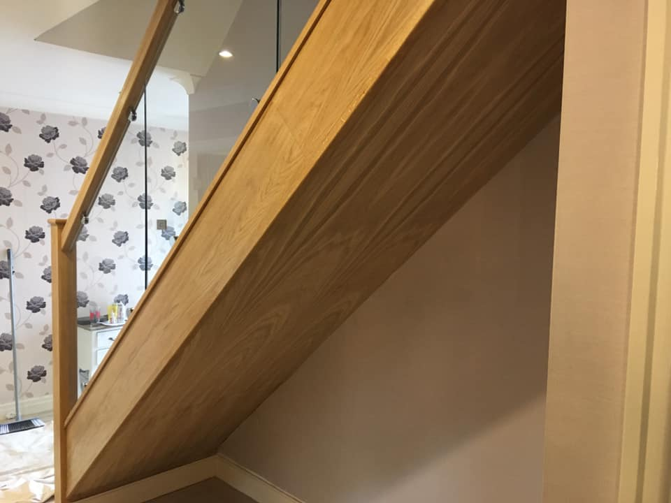 Staircase Renovation in Lancashire