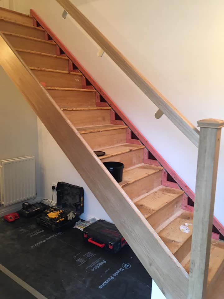 Staircase in Kirkham