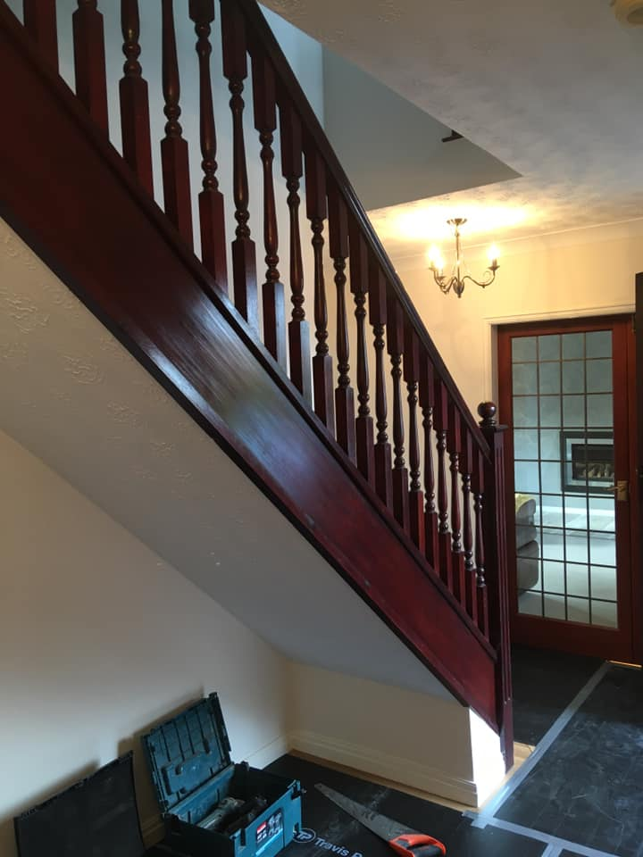 New Staircase  in Kirkham