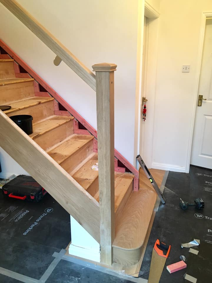 Staircase Fitters in Kirkham