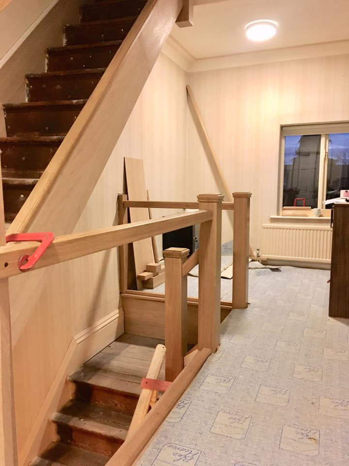 Staircase Fitters North West