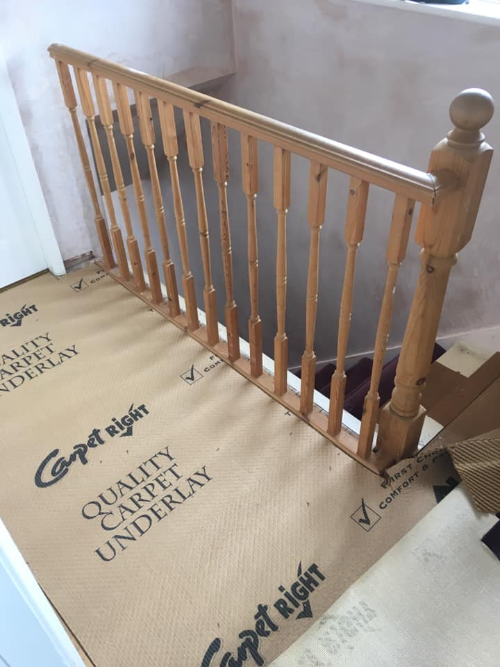 Staircase Installation in Wirral