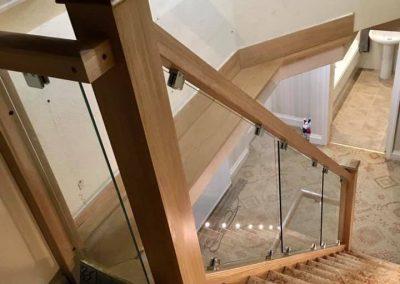 New Staircase in Preston