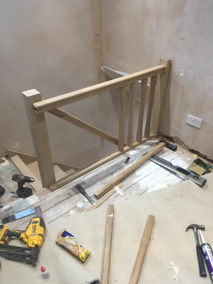 New Staircase in Wirral