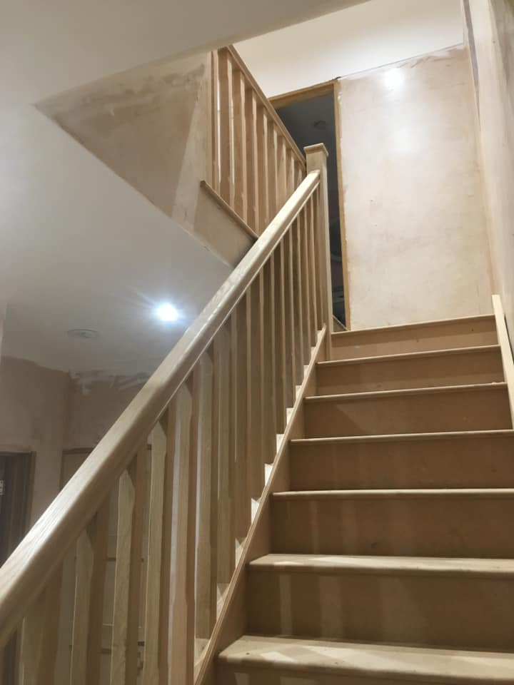 Staircase Installation Wirral