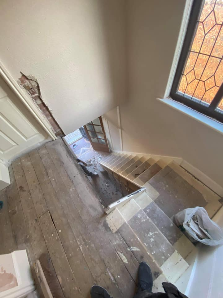 Staircase Installers in Blackpool