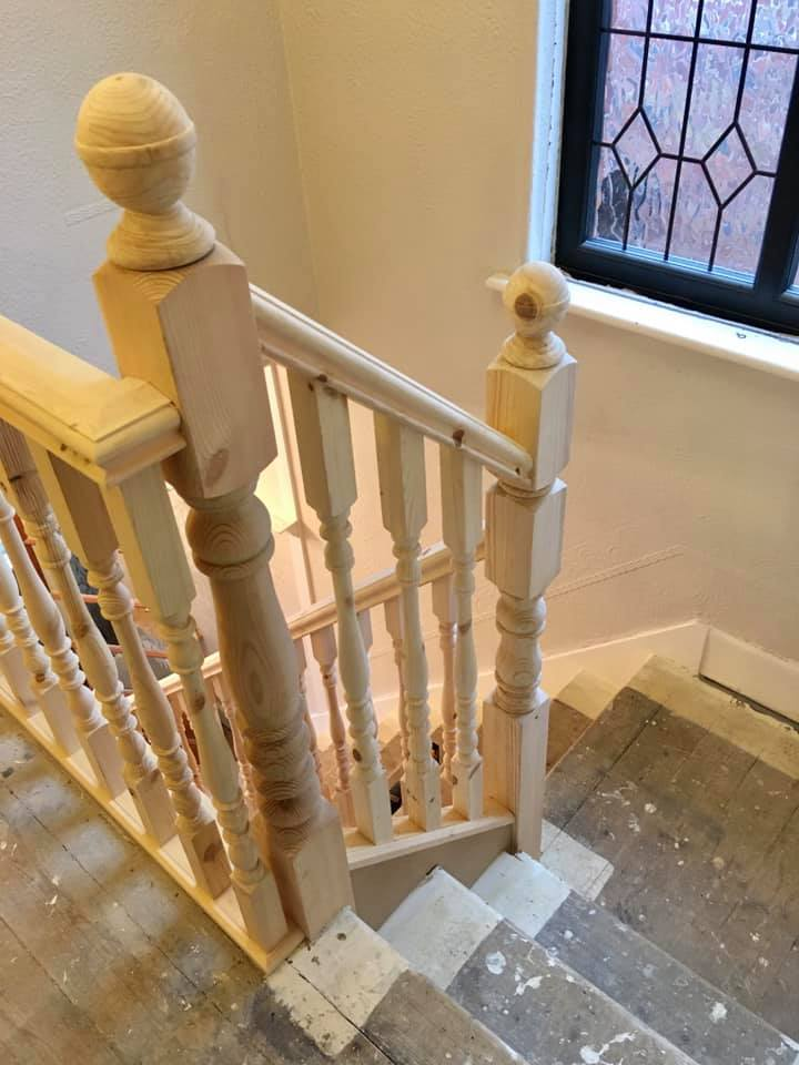 Staircase Installation in Blackpool