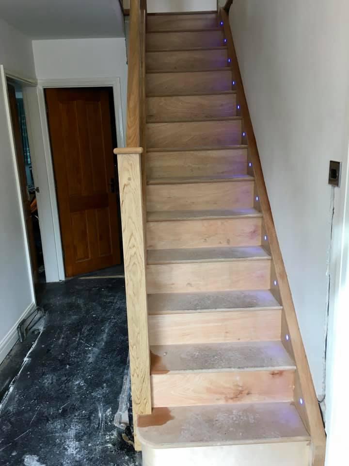 LED Staircase Fulwood