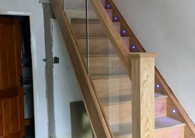 Staircase Renovation Fulwood