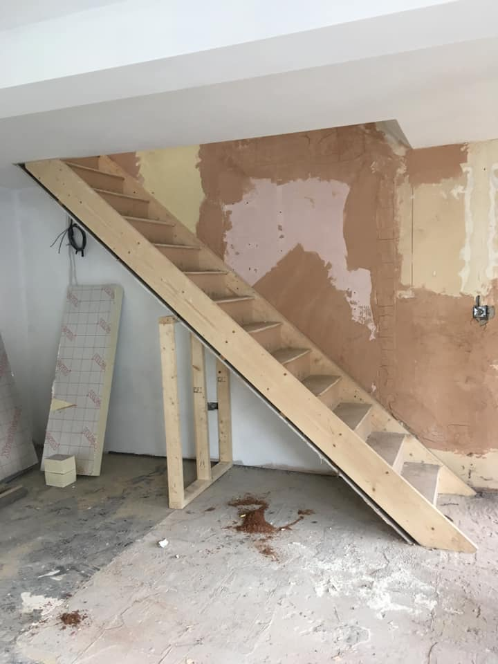 Oak Staircases in Chorley