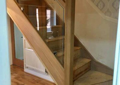 Staircase Refurbishment in Accrington