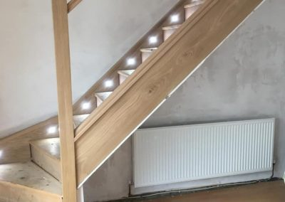 Staircase installation in Bolton